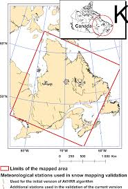 Eastern Canada Map by Remote Sensing Free Full Text A Merging Algorithm For Regional