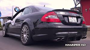 mercedes clk amg black series mercedes clk63 amg black series exhaust note