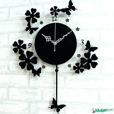 Online Home Decor Australia Wall Clock 3d Large Diy Wall Clock Luxury Diy 3d Home Decor Wall