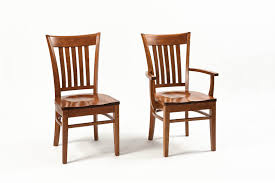 Shaker Style Dining Room Furniture Shaker Dining Chairs Greene S Amish Furniture Part 2