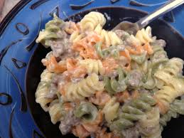 Homemade Pasta Salad by Hamburger Helper Beef Pasta Food Fanatic