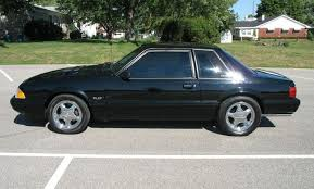 1990 mustang coupe for sale black 1990 ford mustang coupe mustangattitude com photo detail