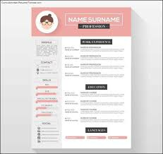 creative resume formats gallery of creative free resume templates