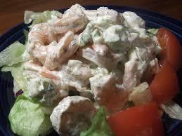 shrimp salad recipes genius kitchen