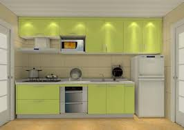 Green Kitchen Design 3d Design Pale Green Kitchen Cabinets 3d House