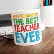 Periodic Table Mug Personalised Mug Best Teacher Periodic Table Gettingpersonal