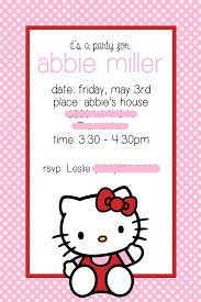 creating my life hello kitty birthday party