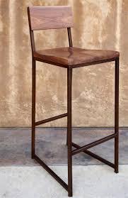 Wood Bar Stool With Back Bar Stools Metal Stools Ikea Metal Bar Stools With Back Luxor 30