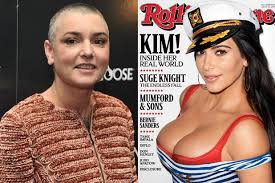 Kim Kardashian Vanity Fair Cover Sinead O U0027connor Slams Rolling Stone For Kim Kardashian Cover