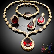 ruby rings prices images Popular ruby jewellery set buy cheap ruby jewellery set lots from jpg