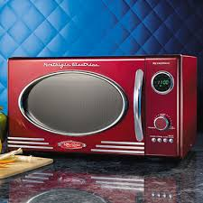 Farberware Toaster Oven 103738 Nostalgia Electrics Retro Series Microwave Oven Rmo400 Review
