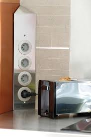 prise d angle cuisine cuisine design les éléments décoratifs et les meubles qui rendent