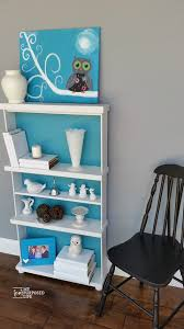 Dresser With Bookshelves by Repurposed Drawers Bookcase My Repurposed Life