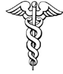 what is the meaning of the snake and sword symbol on a