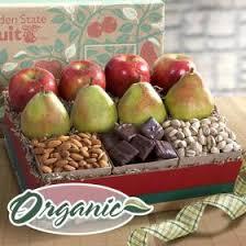 organic fruit basket organic fruit gifts a gift inside