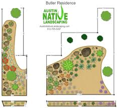 texas landscaping ideas xeriscape garden designer drought resistant designs in austin texas