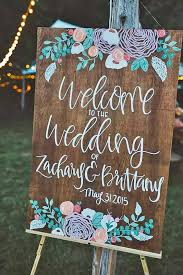 rustic wedding sayings best 25 rustic wedding signs ideas on country wedding