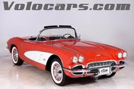 corvettes for sale in oregon 1961 chevrolet corvette for sale in oregon carsforsale com