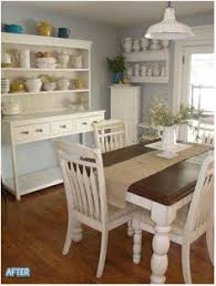 Dining Room Table And Hutch Sets by The Old White Cottage Dining Room Table Honey Pine Table