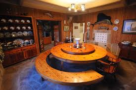 Dining Room Table With Lazy Susan Table With Lazy Susan Dining Room Within Dining Table