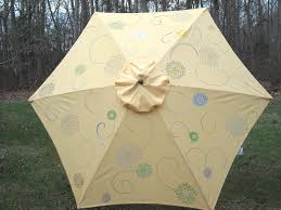 Buy Patio Umbrella by Hand Painted Patio Umbrella Summer U0027s Here Let Me Paint
