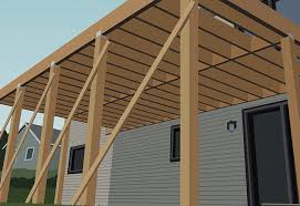 how to build a single level raised deck at the home depot