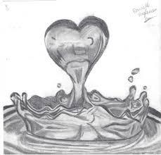 heart touching sketch drawing art ideas