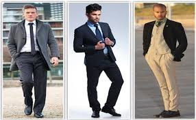 tips on business attire for men how to wear business suit
