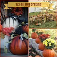 Fall Home Decorating Ideas Outside Decorating Ideas For Fall U2013 Decoration Image Idea