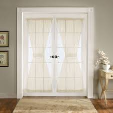 window treatments for french doors home decor hub