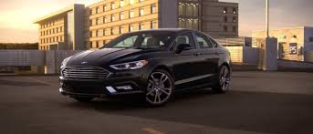 ford fusion list of 2018 ford fusion color options