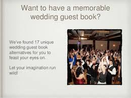 wedding guest book alternative ideas 17 alternative wedding guest book ideas