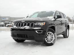 black jeep grand cherokee new 2018 jeep grand cherokee 4 door sport utility in cold lake ab