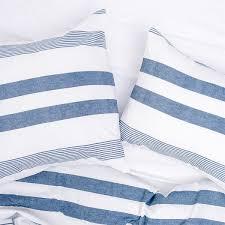 noland stripe duvet cover c u0026f home