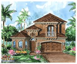 Spanish Mediterranean Homes Spanish Style House Plans Beauty Home Design