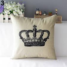 keep calm cushion cover pillow cover retro home decorative sofa