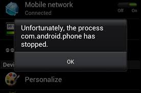 unfortunately the process android process media has stopped how to fix unfortunately the process android phone has stopped