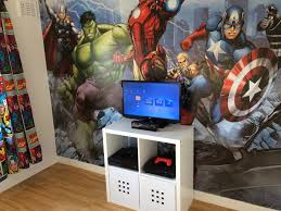 pentland painting and decorating gallery of works kids marvel comic wall mural