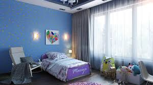 Girls Room Bright And Colorful Kids Room Designs With Whimsical Artistic Features