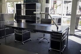 Schreibtisch Schwarz Usm Haller Schreibtisch Schwarz Gebraucht Kaufen