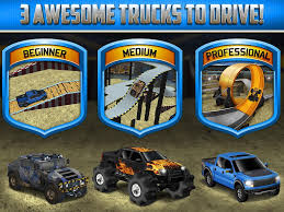 play free online monster truck racing games 3d monster truck parking game android apps on google play