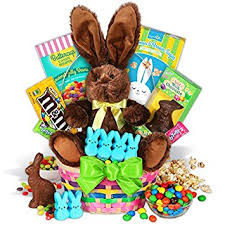filled easter baskets boys classic easter basket gourmet candy gifts grocery