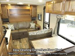 Rockwood Trailers Floor Plans 2018 Forest River Rockwood Mini Lite 2304 Travel Trailer Coldwater