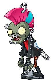 punk zombie plants zombies wiki fandom powered wikia