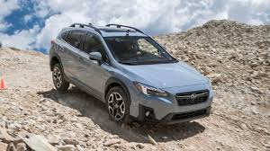 subaru crosstrek turbo 2018 subaru crosstrek first drive how the west was fun