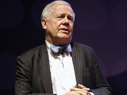 Rogers Business Email by Jim Rogers On Fear Gold And The One Sector To Be Bullish On