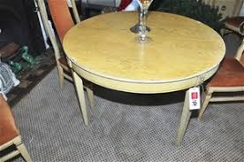 dining table berryman shabby chic round dining table with