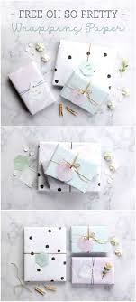 pretty wrapping paper giftsdetective wp content uploads 2018 02 diy