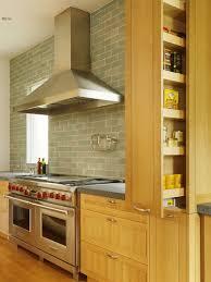 Houzz Kitchen Tile Backsplash by Elegant Green Subway Tile Kitchen And Green Subway Tile Backsplash
