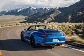 Porsche 911 Gts - more boost more power we drive the 2018 porsche 911 gts video